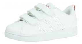 Tenis adidas Bb9978 Advantage Cl Blanco