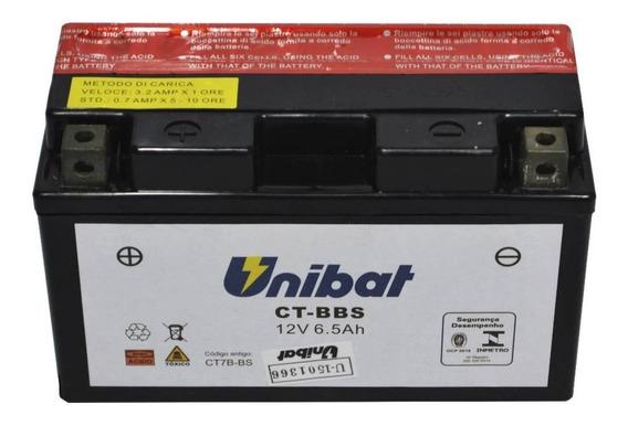 Bateria Suzuki Dr 400 Todas Unibat Italiana