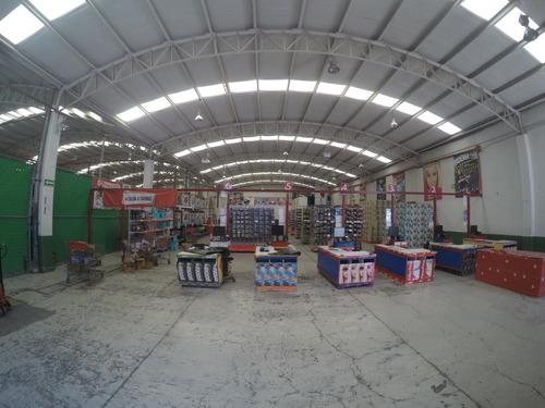 5000 M2 Naves Industriales Cerca Ave Tlahuac & Periferico Su
