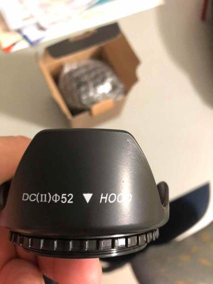 Lente 35mm F 2.0