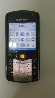 Blackberry 8100 Seminovo Funcionando Mais Leia O Anuncio