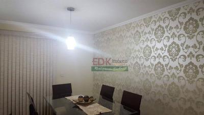 Casa Com 3 Dormitórios À Venda, 94 M² Por R$ 472.000 - Jardim América - São José Dos Campos/sp - Ca1889