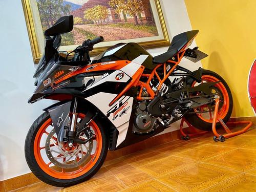 Ktm Rc 390 Como Nueva   No Yamaha & Suzuki & Honda &kawa
