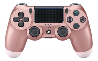 Joystick Sony Dualshock 4 rose gold