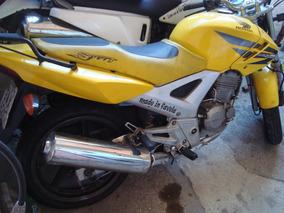 Honda Cbx 250 Twuister So Pra Rodar Muito Linda