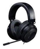 Headset Gamer Razer Kraken Prov2 Black Oval Fone E Microfone