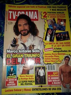Tv-grama N° 953 Marco Antonio Solis