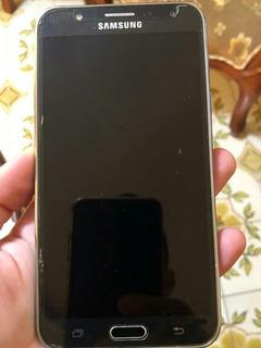 Samsung Galaxy J7 Lte Liberado Dual Sim En Excelente Estado