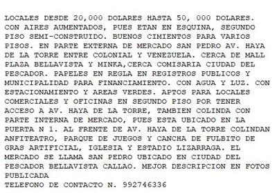 Venta De Local Comercial-puesto- Oficina-con Aires-entrada