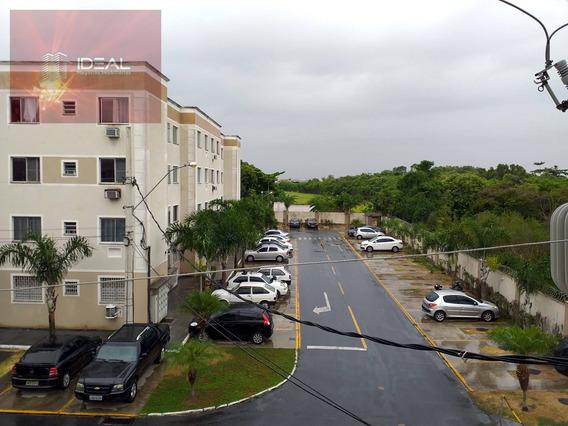 Apartamento Em Parque Jóquei Club - Campos Dos Goytacazes - 9181