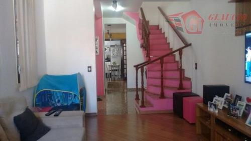 Sobrado Para Venda Em Taboão Da Serra, Parque Monte Alegre, 3 Dormitórios, 1 Suíte, 1 Banheiro, 2 Vagas - So0602_1-1009900