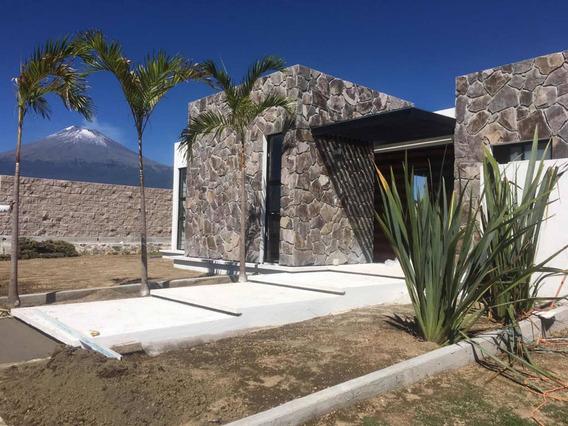 Metepec - Atlixco De Un Piso Con Roof G