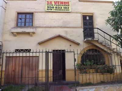 Casa En Venta En Miraflores Altura 11 De Av. Pardo