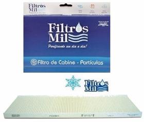 Filtro De Cabine Ar Condicionado Citroen Jumper 2.5/2.8 Orig