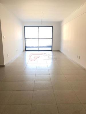 Apartamento 140m², 3 Quartos, Suíte, Varanda, 3 Vagas, Ponta Da Terra, Maceió -al - Wma1320