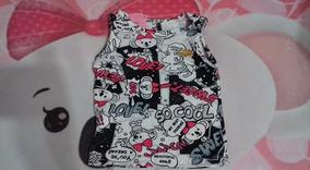 b56741784d Maiô Lilica Ripilica Blusas Feminino Manga Longa - Camisetas e ...