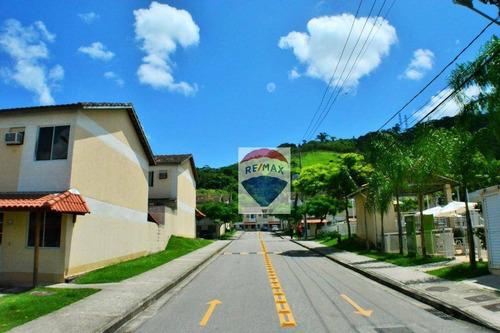 Imagem 1 de 18 de Casa Com 2 Dormitórios, 63 M² Estrada Do Magarça, 1870 - Campo Grande - Rio De Janeiro/rj Por R$ 149.998 - Ca0479