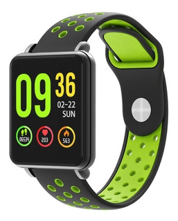 Relógio Smartwatch Colmi Terra Tela Toda Sensível Full Top