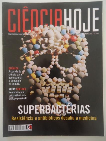 Ciência Hoje #287 Superbactérias