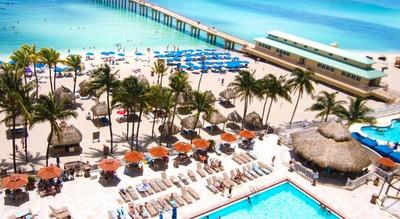 Semana Enero 2017 Sobre La Playa Sunny Isles Miami Florida