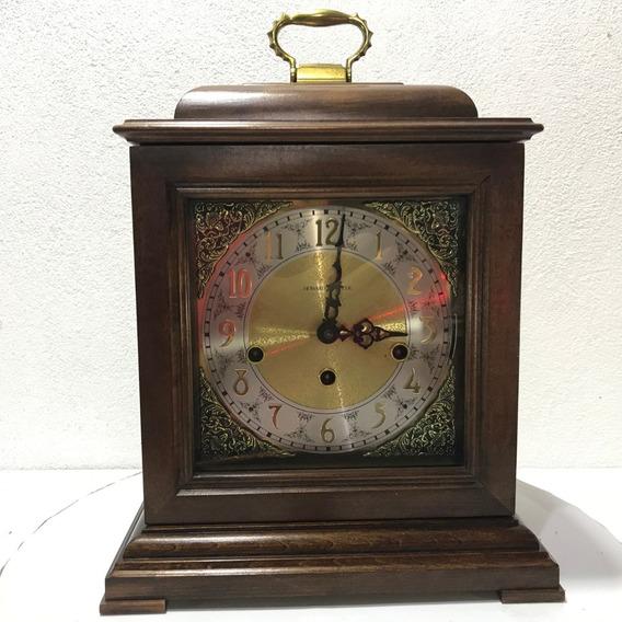 Hermoso Reloj Howar Miller Seminuevo Triple Soneria 3 Cuerda