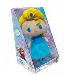 Peluche Luminoso Frozen 36 Cm Disney