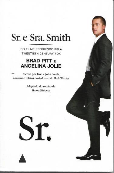 Livro Sr. E Sra. Smith Jane E John Smith