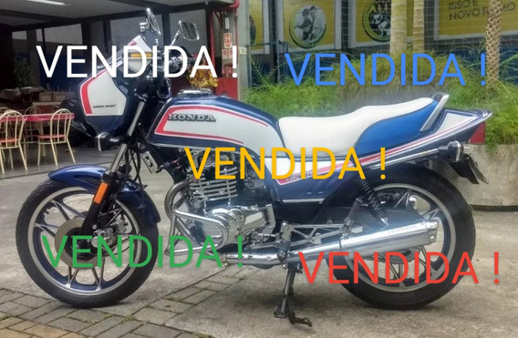 Honda Cb 450e Sport