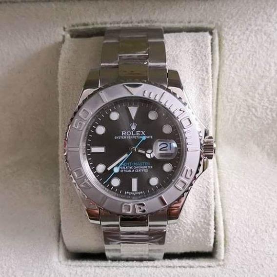 Relógio C/estojo Original 3 Anos Garant C/frete 12x S/juros
