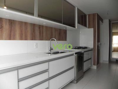 Apartamento Com 3 Dormitórios Para Alugar, 153 M² Por R$ 4.800/mês - Santo Antônio - Americana/sp - Ap0072