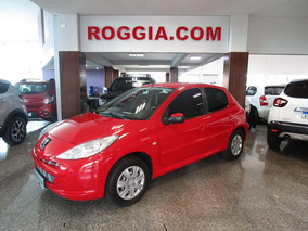 Peugeot 207 Hatch Xr Hb 1.4 8v Flex 4p 2012