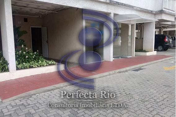 Lindo Apartamento Com 3 Quartos E Duas Suítes - Praça Seca