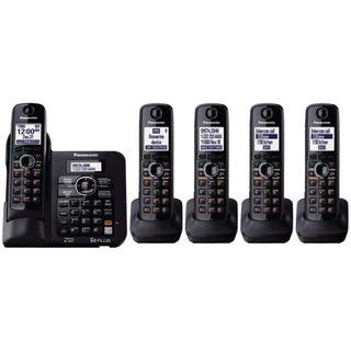 Telefonos Panasonic 5 Inalambricos
