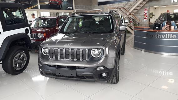 Nueva Jeep Renegade Longitude 2019 Financiado Vtasweb