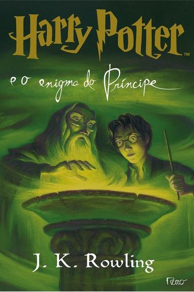 Livro Harry Potter E O Enigma Do Príncipe Novo!!