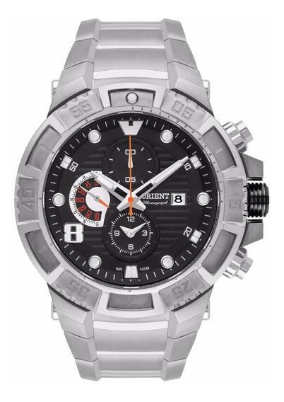 Relógio Orient Masculino Titânio Mbttc012 P2gx Oferta