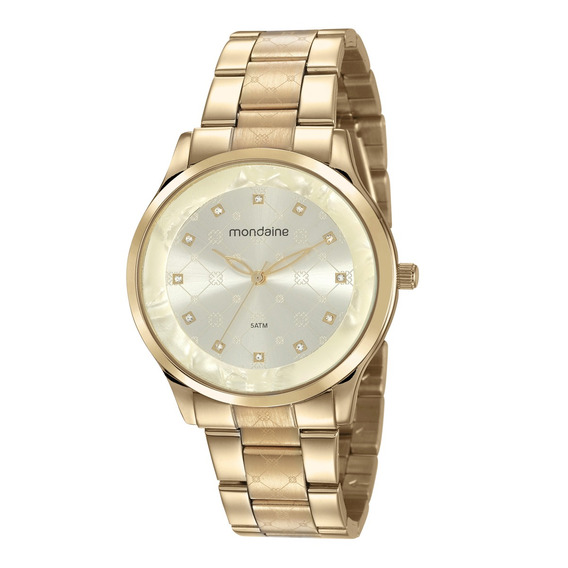 Relógio Mondaine Feminino 53662lpmvde1