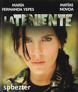 La Teniente Serie Completa María Fernanda Yépes +1 Película