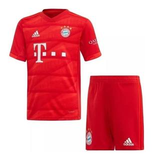 Kit Infantil Do Bayern Munich Personalização E Frete Grátis