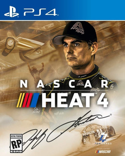 Nascar Heat 4 Gold Edition Ps4 Español Sellado Delivery
