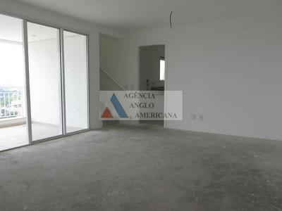Apartamento Residencial Para Venda E Locação, Morumbi, São Paulo. - Aa14078