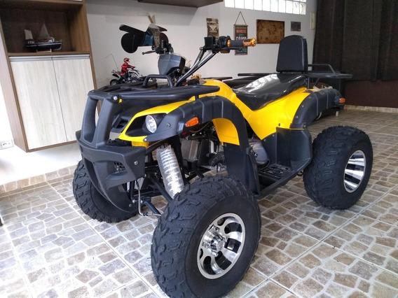 Brutus 150cc 2019 Automático Completo P/2 Pessoas