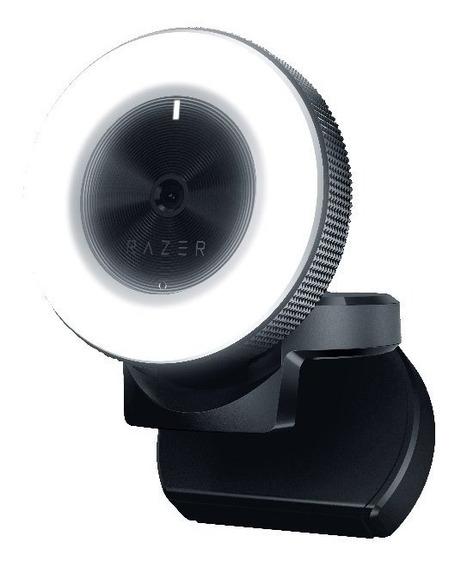 Cámara Razer Kiyo - Streamer Ring Light Equipped Camera