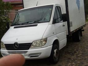Mercedes-benz Sprinter Furgão 2.2 413 Longa Teto Alto 5p