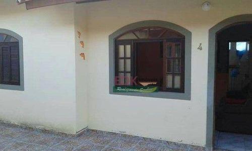 Imagem 1 de 6 de Casa Com 2 Dormitórios À Venda Por R$ 290.000,00 - Martim De Sá - Caraguatatuba/sp - Ca6331