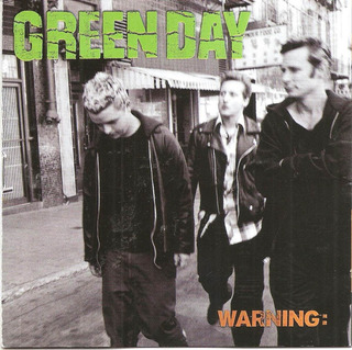Green Day - Warning ( Cd Como Nuevo)