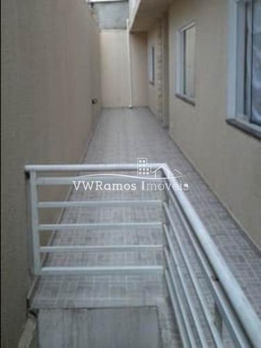 Sobrado De 90m² Em Condomínio Fechado Para Venda No Parque Da Vila Prudente, 3 Dorm, 1 Suíte, 2 Vagas. Próx. Metrô - 1046