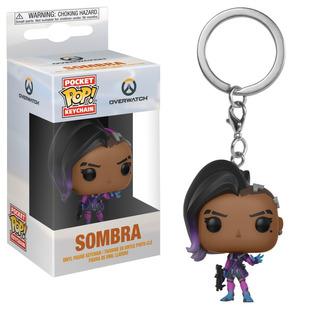 Funko Pop! Keychain: Overwatch - Sombra (32794)