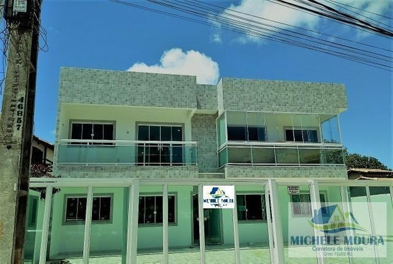 Apartamento 2 Quartos Para Venda Em São Pedro Da Aldeia, Balneário São Pedro, 2 Dormitórios, 1 Suíte, 2 Banheiros, 1 Vaga - 174_2-399287