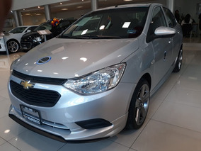 Chevrolet Aveo Ls Automatico 2019 1año De Seguro 0% Com X Ap